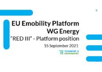 20210915_REDIII_Emobility platform